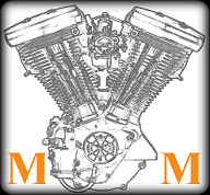 Maulden Motorcycle logo