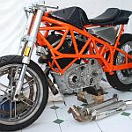 Modified BUELL Firebolt